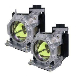 Panasonic ET-LAD310W 2* original Projektorlampe ET-LAD310AW TWINPACK