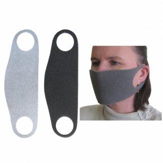 Gesichtsschutzmaske (nicht medizinisch), wiederverwendbar Größe M
