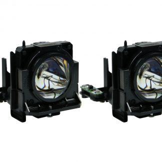 Panasonic ET-LAD70W original TWIN-Projektorlampe ETLAD70W