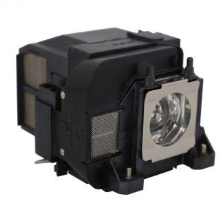HyBrid SWR – EP75 f. Epson ELPLP75 – Lutema SWR Beamerlampe mit Gehäuse V13H010L75